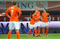 Nederlandse vrouwen oefenen tegen Ijsland en Japan