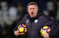 Shakespeare blijft mogelijk tot einde seizoen bij Leicester