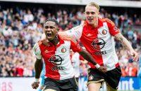 Elia en Karsdorp trainen na blessures weer mee bij Feyenoord