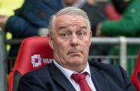 Go Ahead-coach De Koning: Degradatie zou een ramp zijn