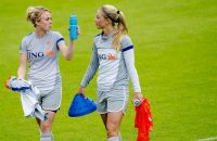 KNVB zwaait vier voetbalsters uit