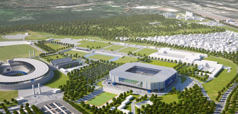 Stadion Hertha Bsc