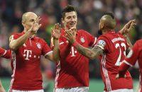 Robben treft Dortmund of Lotte in halve finale beker