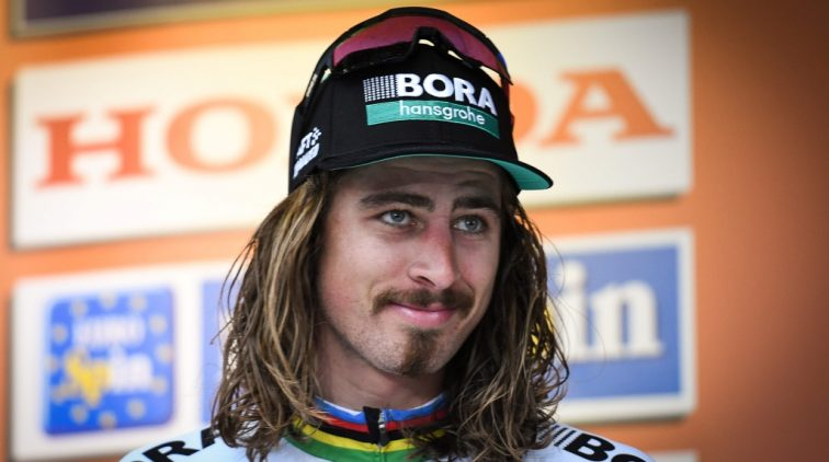 Sagan start niet in Dwars door Vlaanderen