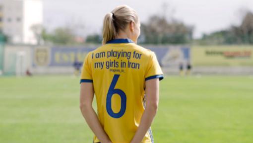 Citaten Voor Vrouwen : Zweedse vrouwen vervangen spelersnamen voor motiverende citaten op