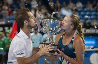 Gasquet en Mladenovic zegevierend op de Hopman Cup