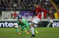 Anderlecht houdt Manchester United op gelijkspel in heenduel