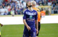 Anderlecht vergeet uit te lopen op Club Brugge