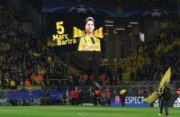 Bartra kan thuis naar wedstrijd Dortmund kijken