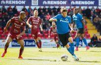 Club Brugge wacht in play-offs nog op eerste zege