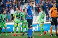 Club Brugge wint opnieuw niet in play-offs