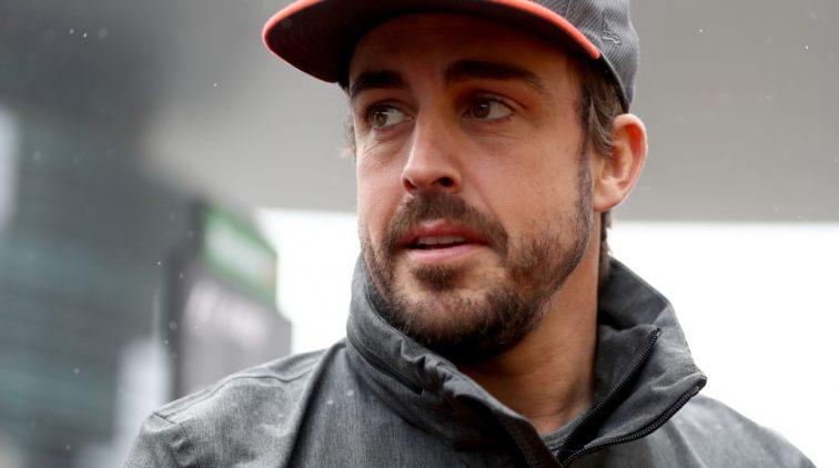 Fernando Alonso droomt van Triple Crown