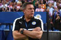 Leicester-coach: Voor deze uitslag had ik getekend