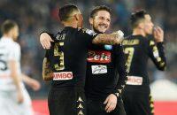 Mertens maakt opnieuw het verschil voor Napoli