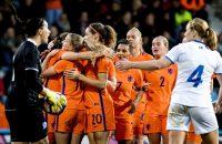 Miedema leidt Leeuwinnen naar ruime oefenzege op IJsland