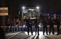 Politie extra alert bij Dortmund-Frankfurt