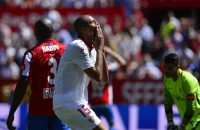 Sevilla raakt achterop na puntverlies tegen Gijón