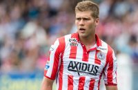 Sparta de rest van dit seizoen zonder Bergkamp