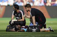 West Ham maakt seizoen af zonder topscorer Antonio