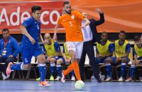 Zaalvoetballers verspelen laatste kans op EK