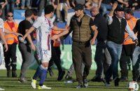 Zware stadionverboden voor hooligans Bastia