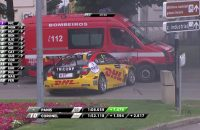 2017-WTCC-at-Vila-Real-Tom-Coronel-crashing-into-a-recovery-vehicle