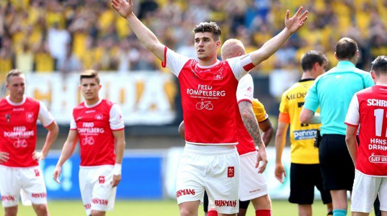 Ado Den Haag Haalt Transfervrije Kuipers Op Bij Mvv Sportnieuws