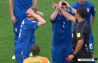 Ref-shows-red-card-after-questionable-call-U-20-World-Cup-Highlights