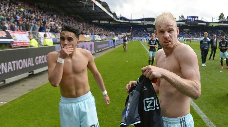 Ajax bidt voor ineengezakte speler Nouri