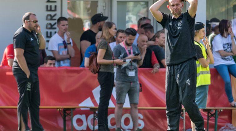 Ajax-speler buiten levensgevaar