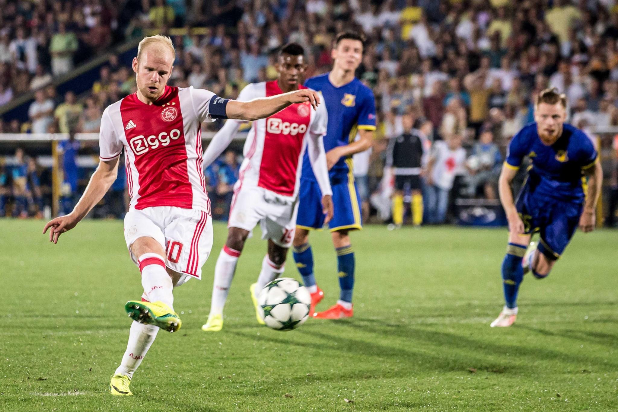 Loting Champions League Image: Champions League-loting: Welke Ploegen Kan Ajax Treffen