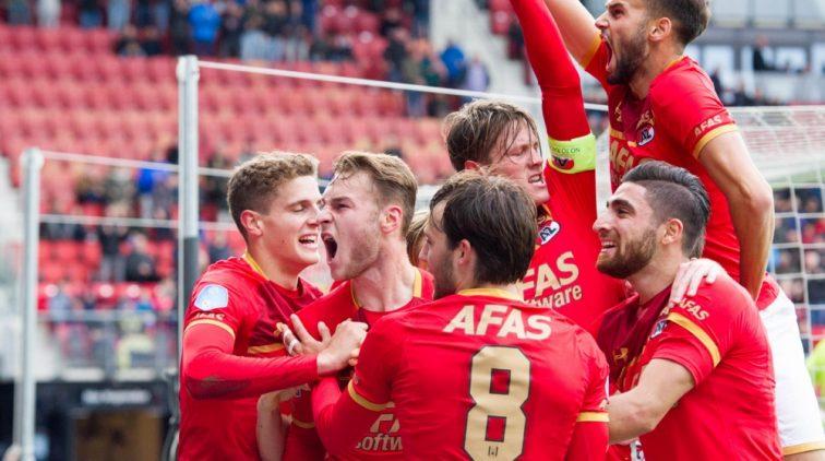 Teun Koopmeiners heeft zijn contract bij AZ verlengd