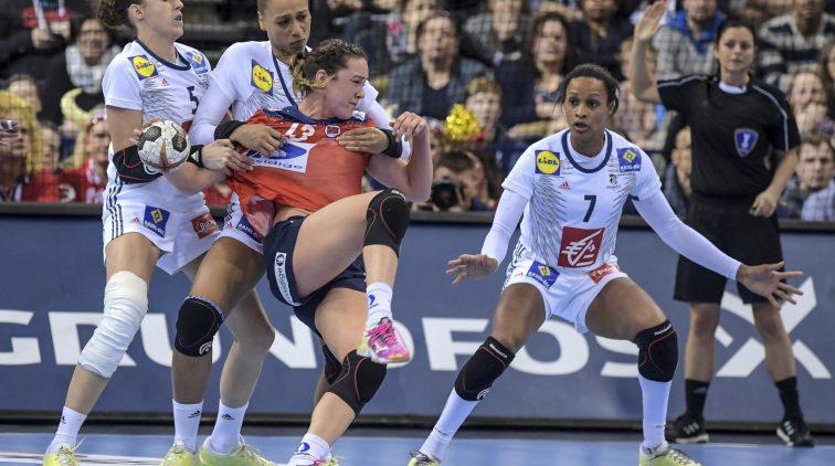 Frankrijk Wint Wk Handbal Na Enorm Spannende Finale Sportnieuws