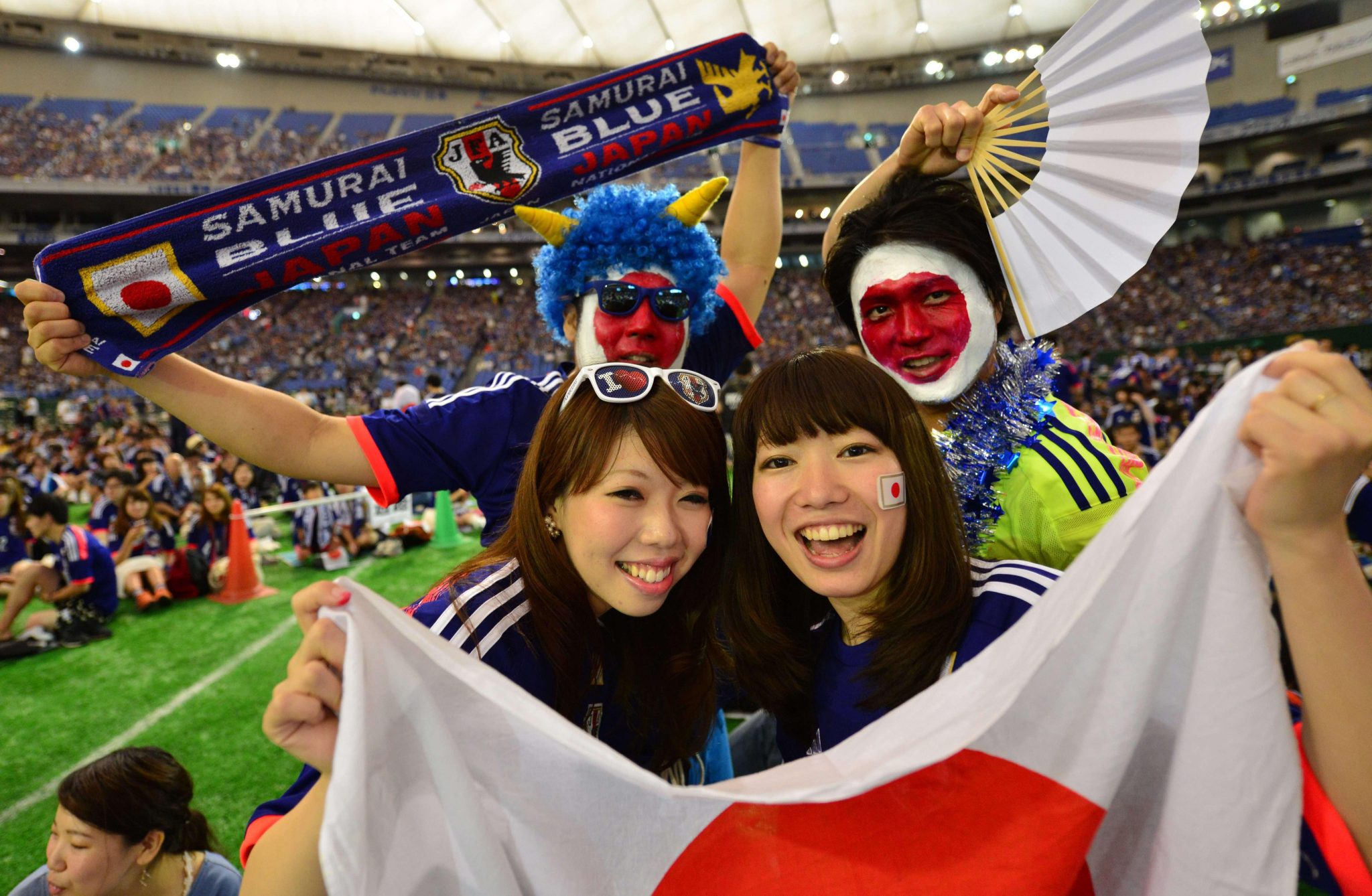 Japan world cup babes — 3