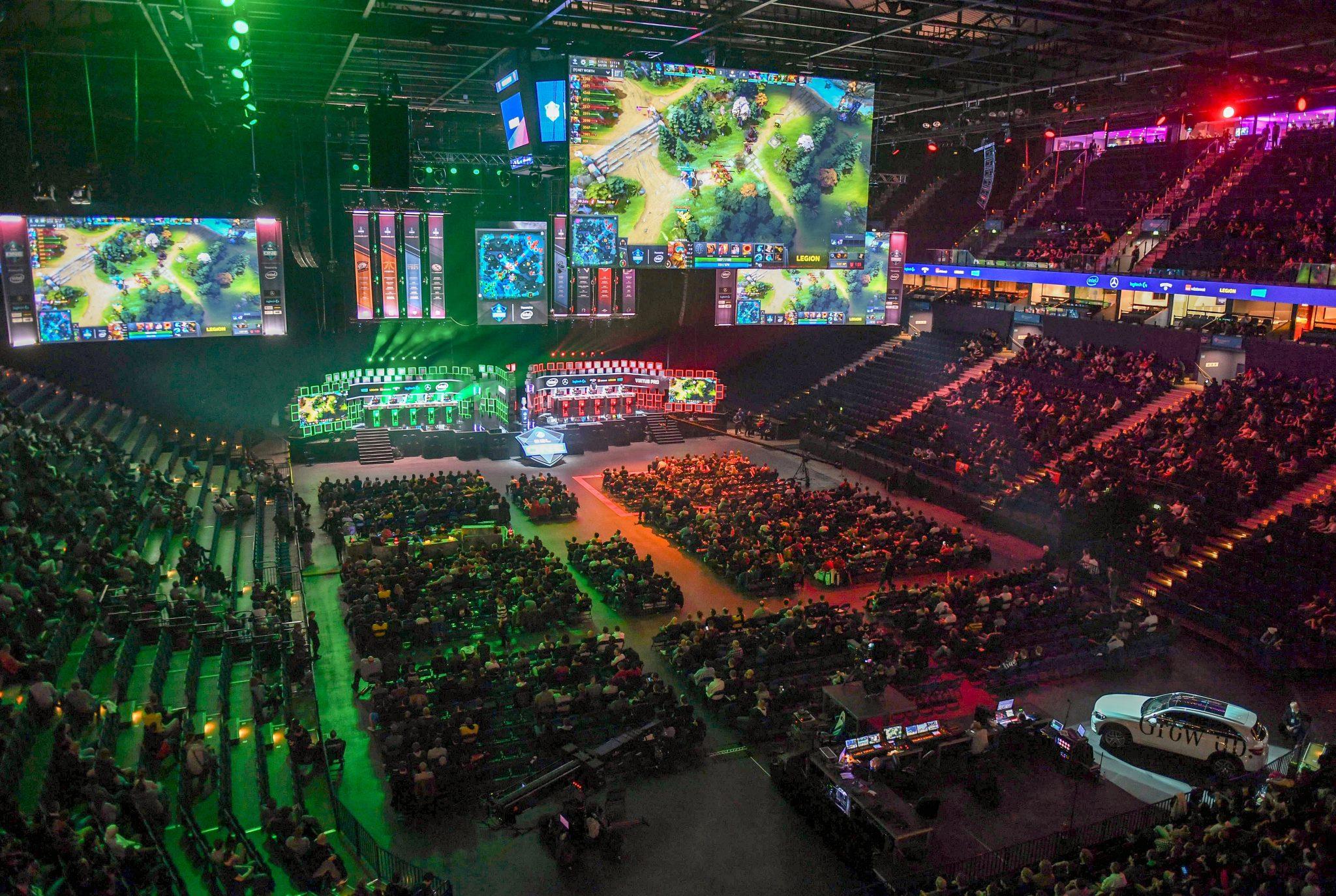 Ka-ching! Wereldkampioenschap Dota 2 komt met grootste prijzenpot ooit   Sportnieuws - Sportnieuws.nl