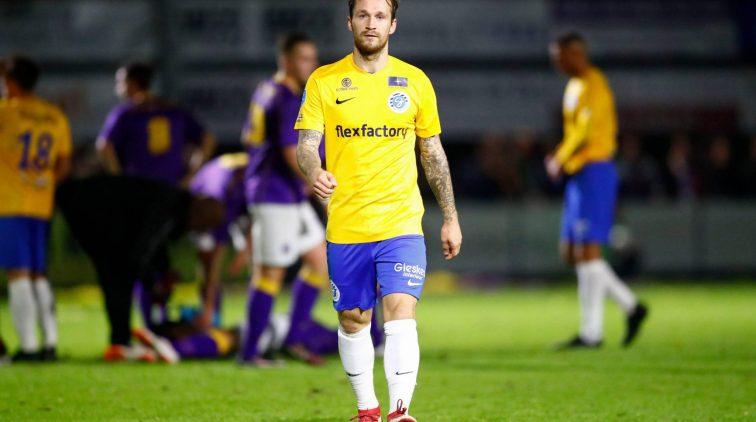 De Graafschap-speler Klaasen voor 2 wedstrijden geschorst | Sportnieuws