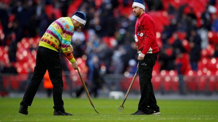 De 11 foutste kersttruien voor de voetballiefhebber