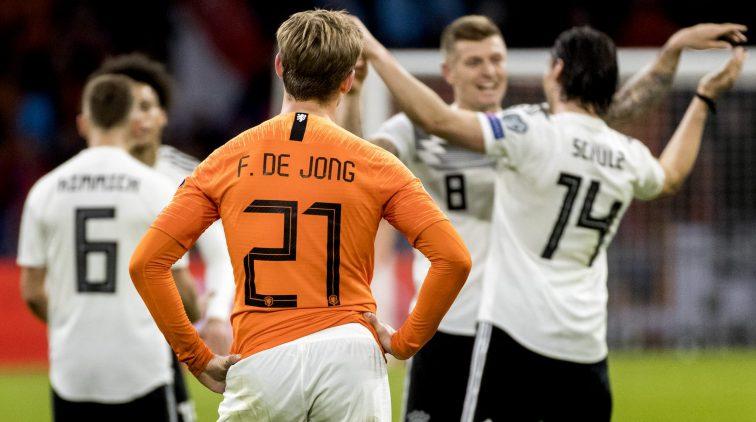 998b8c0f53e Statistieken: kans op directe EK-kwalificatie Oranje nog 'maar' 72 ...