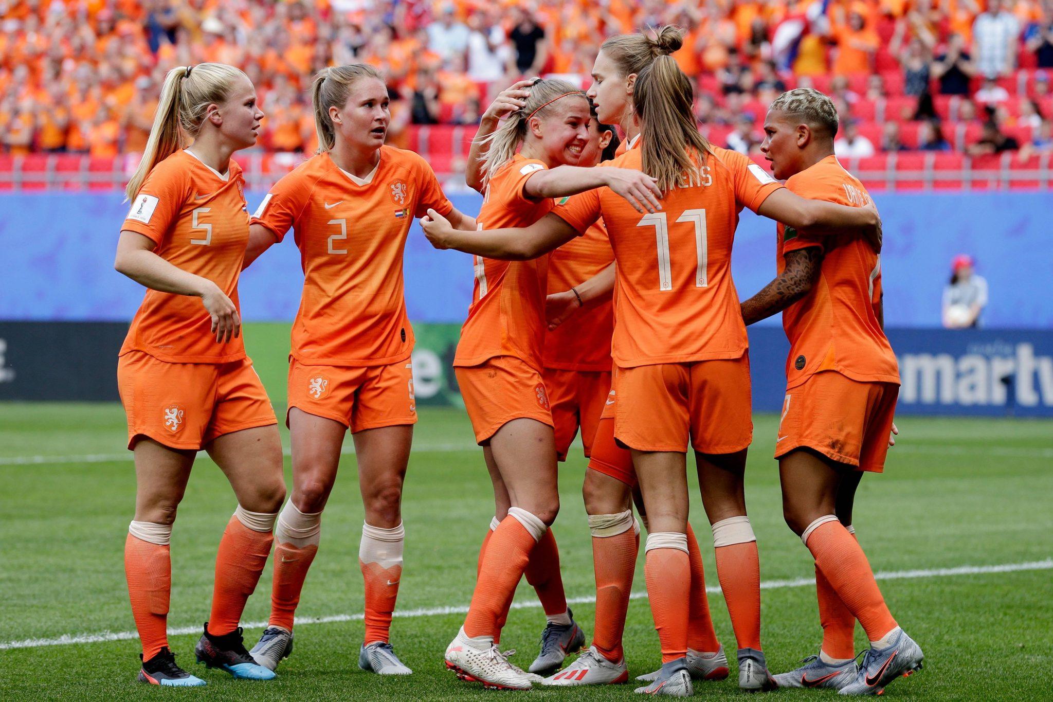 Dit Is De Opstelling Van De Oranje Leeuwinnen Voor De Clash Met Canada Sportnieuws