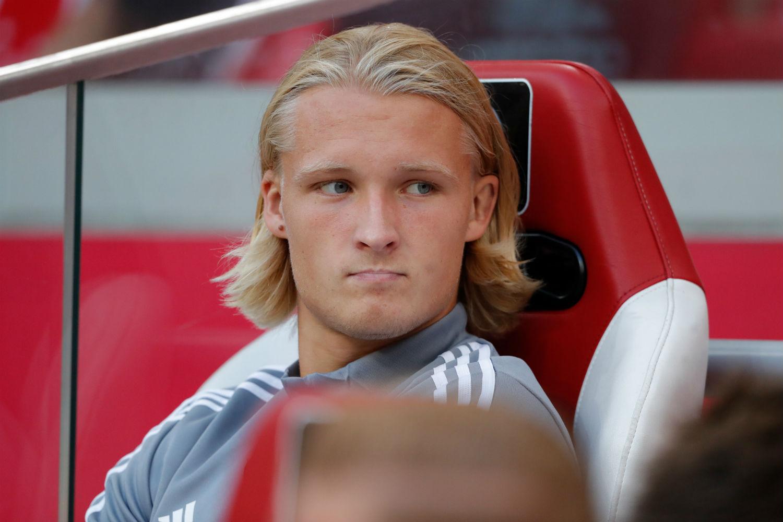 Kasper Dolberg | Manchester United & Ajax player ratings