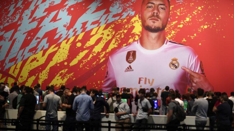 FIFA Hazard