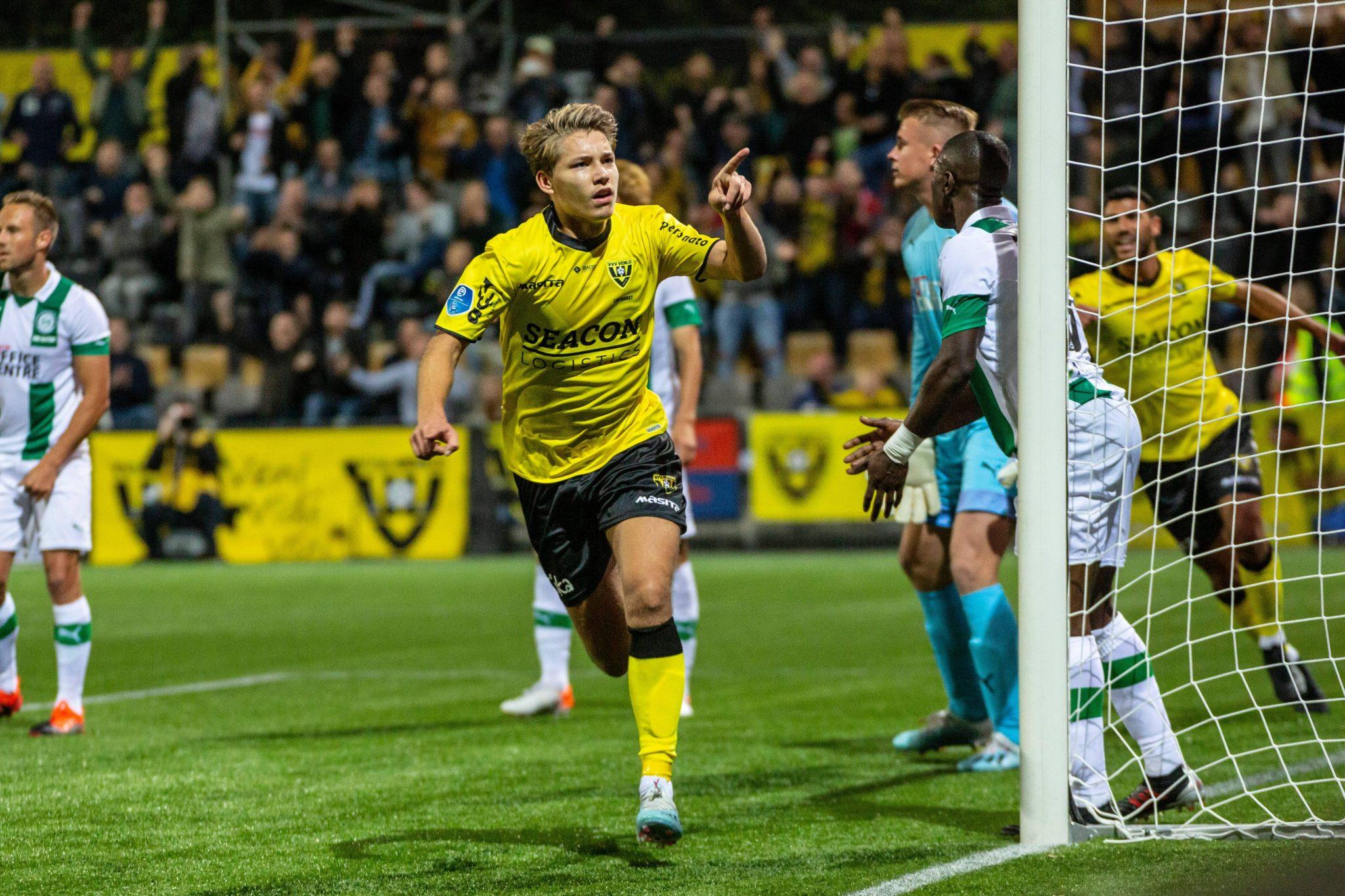 Vvv Venlo Zonder Clubtopscorer Evert Linthorst Tegen Vitesse Sportnieuws