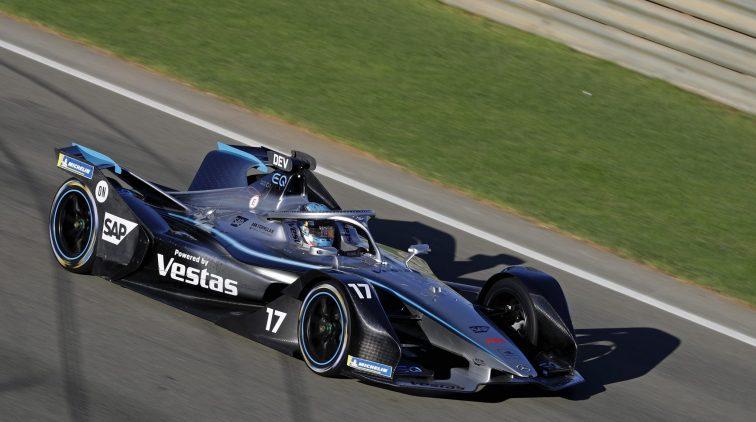Nyck de Vries is na een succesvolle kwalificatie teleurstellend 6e geworden in de 1e Formule E race van het seizoen