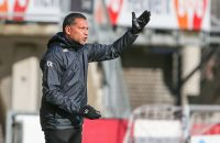 Coach Henk Fraser van Sparta heeft een bepaalde clausule in zijn contract