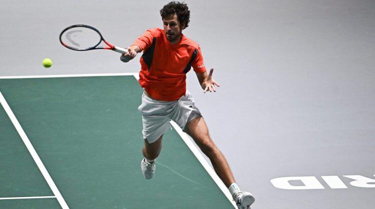 Robin Haase Davis Cup Groot Britannië Nederland
