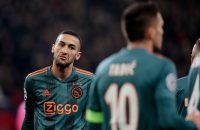 Ziyech is een twijfelgeval voor de uitwedstrijd tegen FC Twente