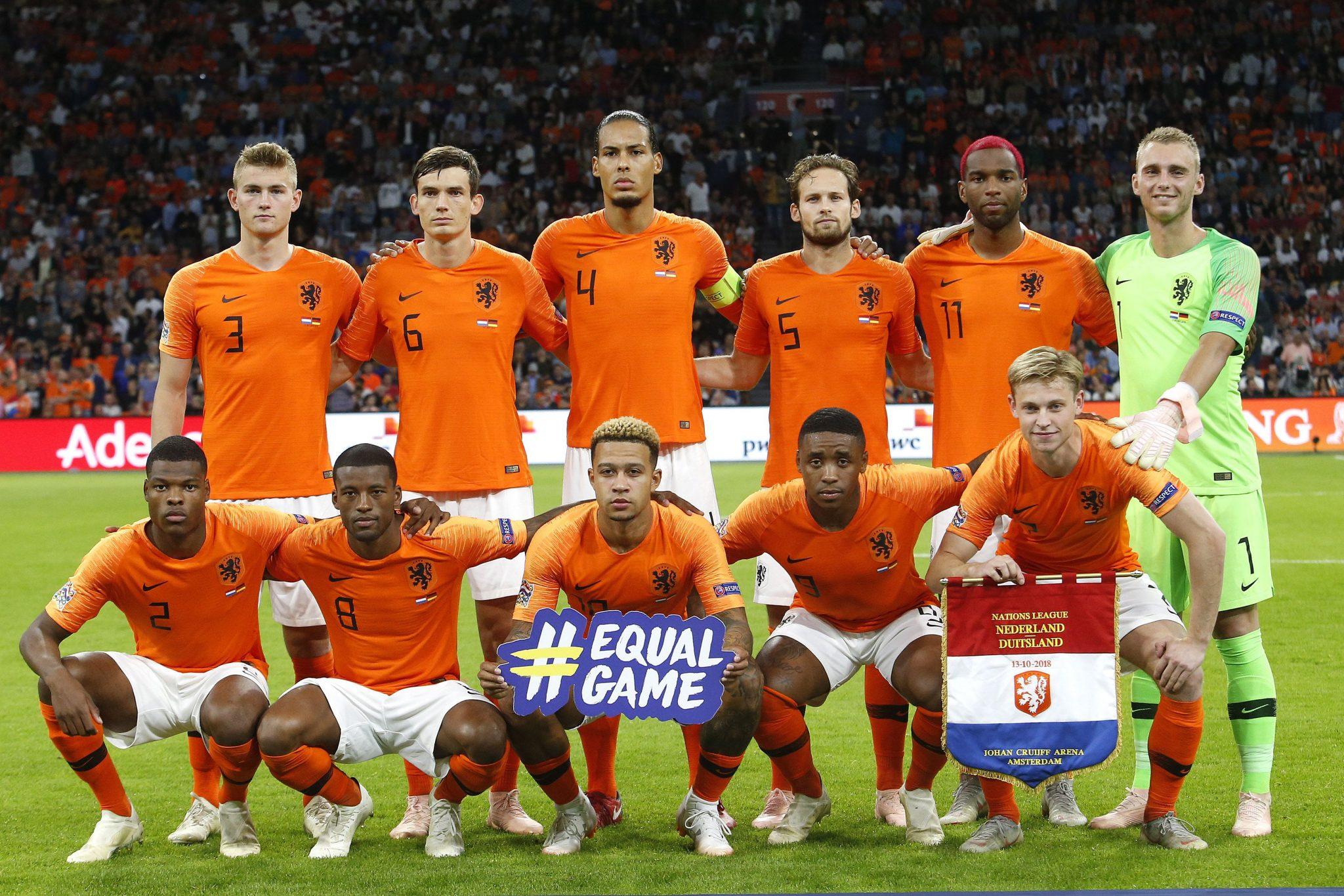Zweden Bezorgt Oranje 3 Thuiswedstrijden Bij Plaatsing Voor Ek Sportnieuws