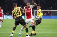 Ajax- Lille