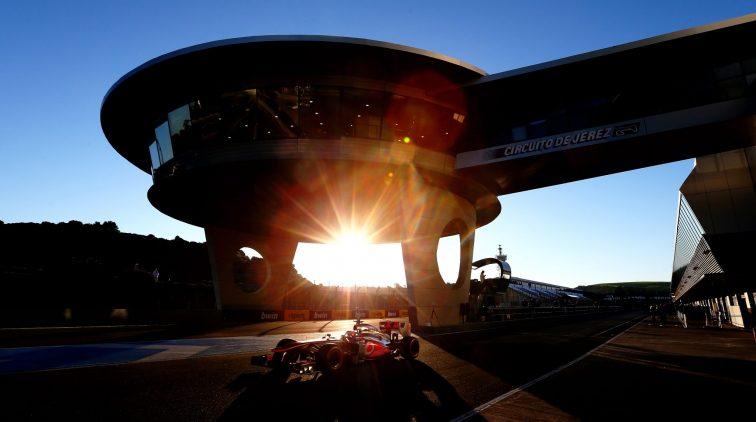 Formule 1 Jerez