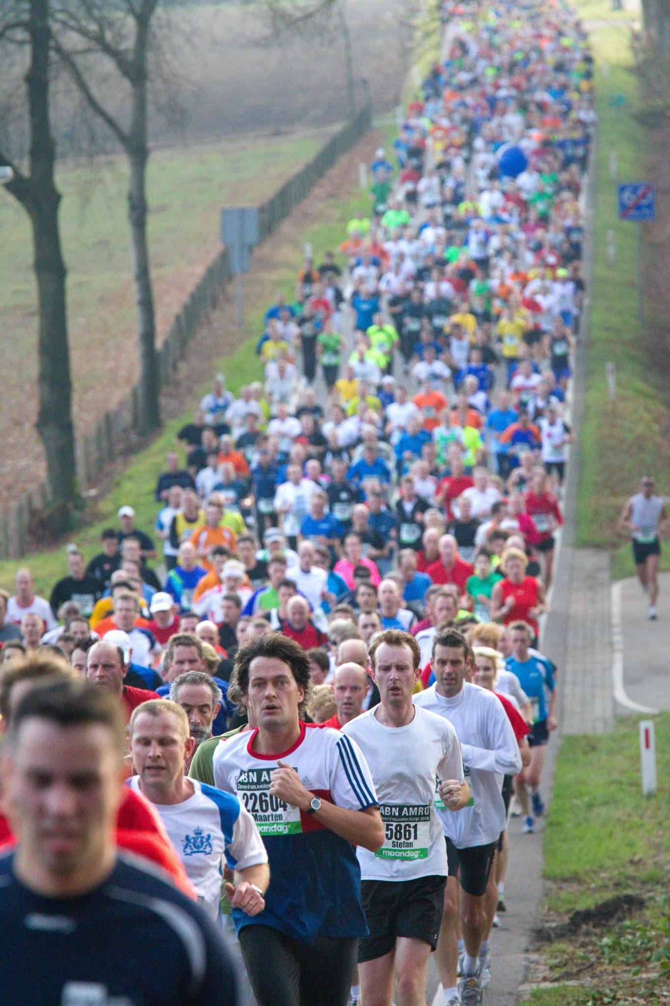 Ethiopische Gidey knalt wereldrecord 15 km uit de boeken in Nijmegen - Sportnieuws.nl